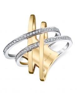 Diamond Ring - Fashion Band Style #: MARS-26694
