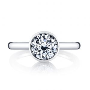 Solitaire Engagement RingStyle #: MARS 26702