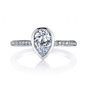 Classic Engagement RingStyle #: MARS 26704D