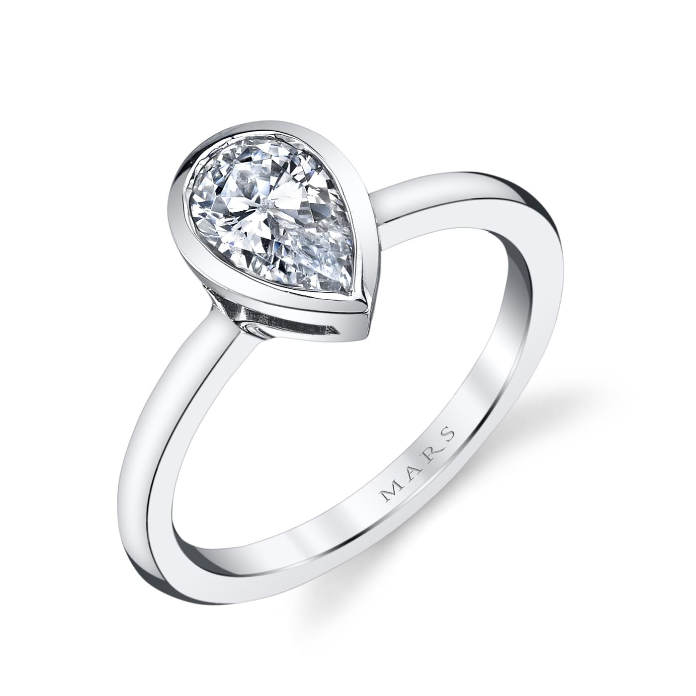 Solitaire Engagement RingStyle #: MARS 26704