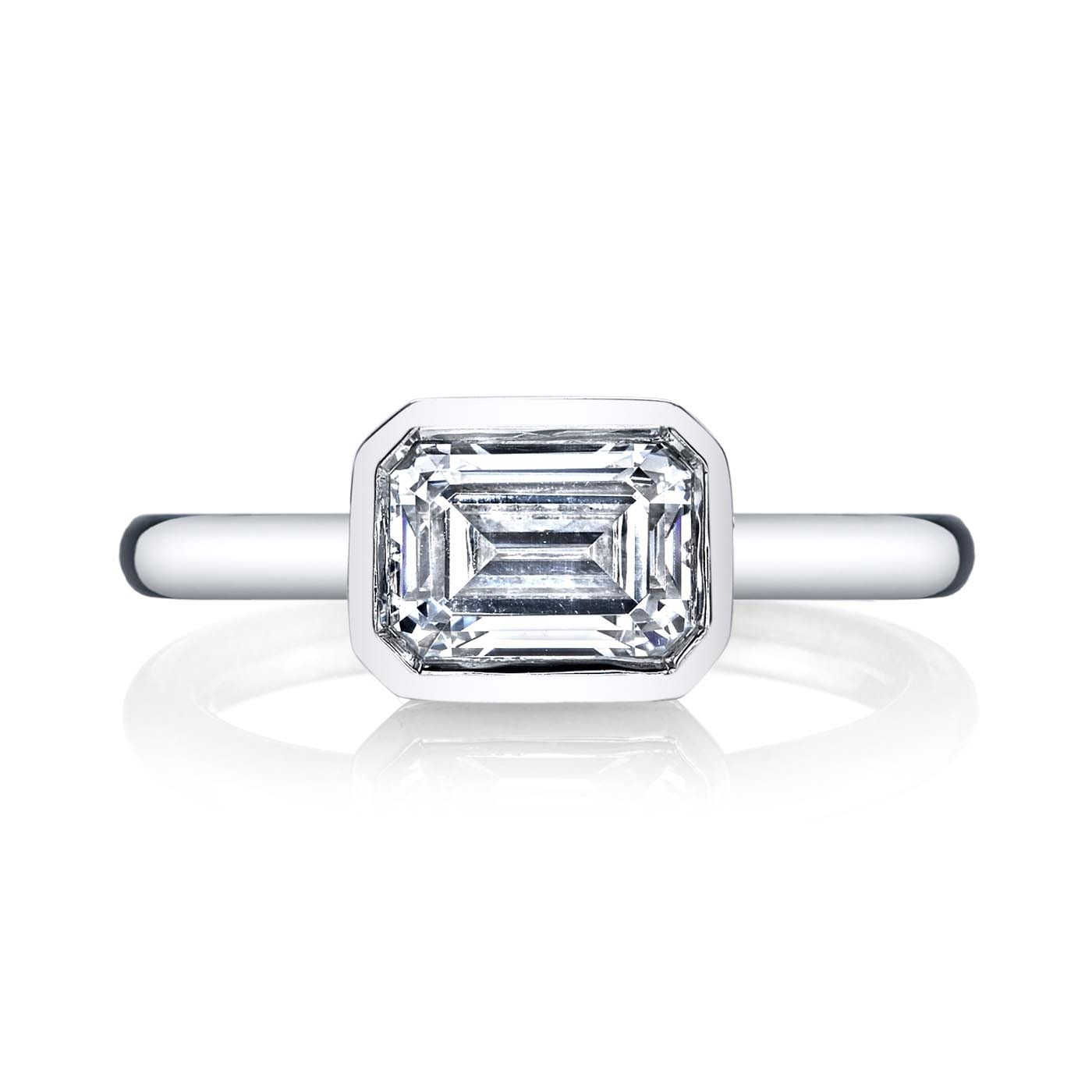 Solitaire Engagement RingStyle #: MARS 26705