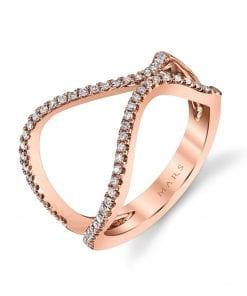 Diamond Ring - Fashion Band Style #: MARS-26715