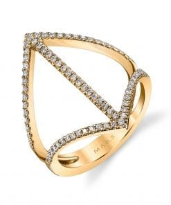 Diamond Ring - Fashion Band Style #: MARS-26718