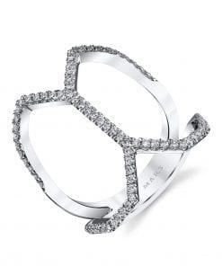 Diamond Ring - Fashion Band Style #: MARS-26720