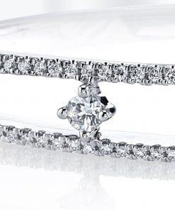 Diamond Bracelet - Bangles & Cuffs Style #: MARS-26721