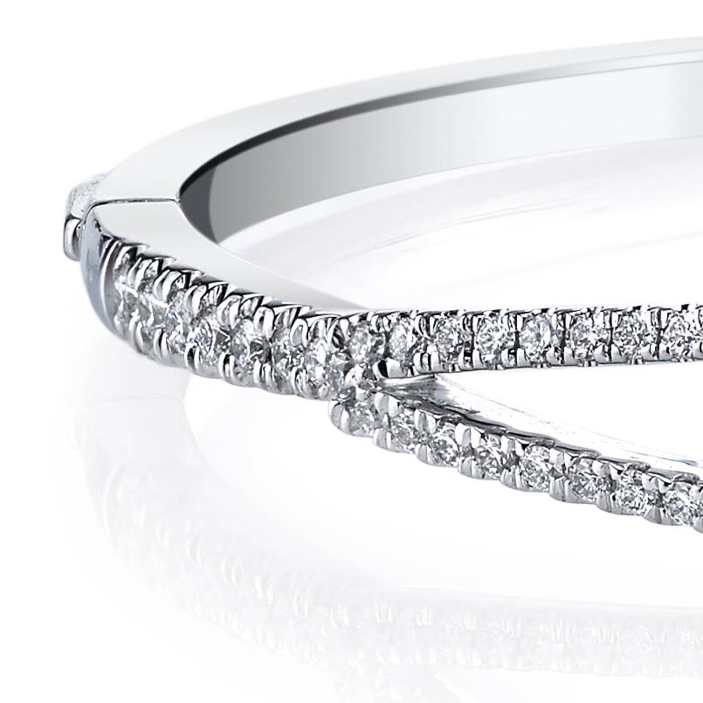 Diamond Bracelet - Bangles & Cuffs Style #: MARS-26722