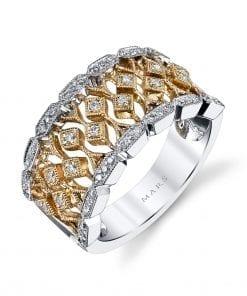 Diamond Ring - Fashion Band Style #: MARS-26752
