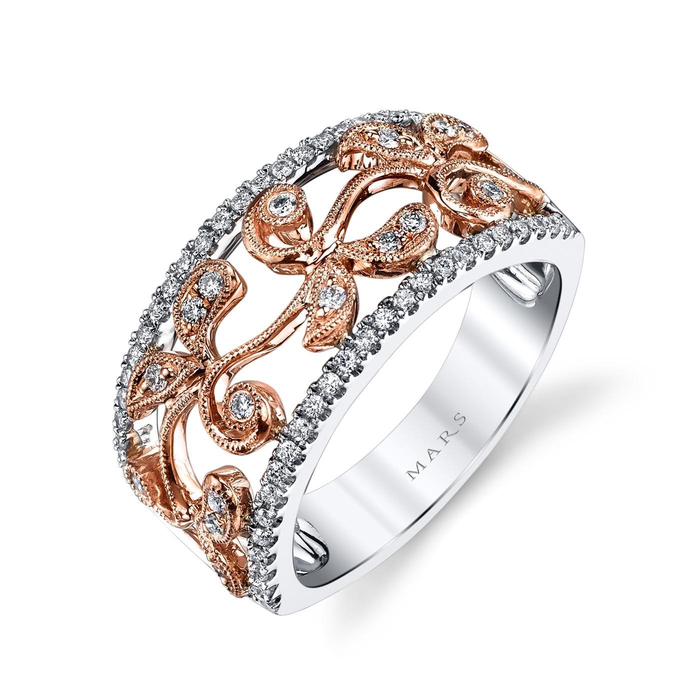 Diamond Ring - Fashion Band Style #: MARS-26753