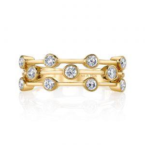 Diamond Ring - Fashion Band Style #: MARS-26776