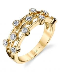 Diamond Ring - Fashion Band Style #: MARS-26776