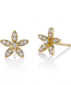 Diamond Earrings - Studs Style #: MARS-26784