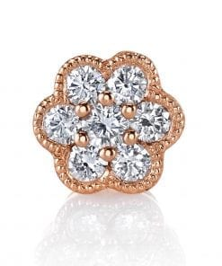 Diamond Earrings - Studs Style #: MARS-26785