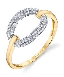 Diamond Ring - Fashion Rings Style #: MARS-26803