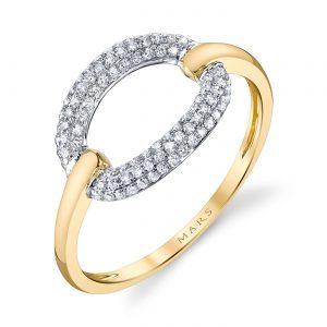 Diamond Ring - Fashion Rings Style #: MARS-26803