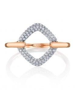 Diamond Ring - Fashion Rings Style #: MARS-26804