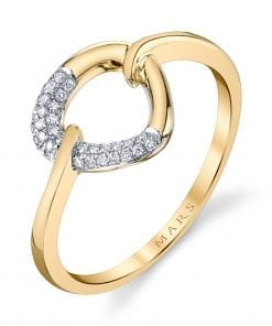 Diamond Ring - Fashion Rings Style #: MARS-26805