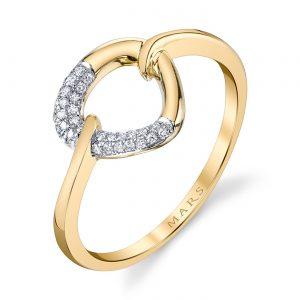 Diamond Ring - Fashion Rings Style #: MARS-26805