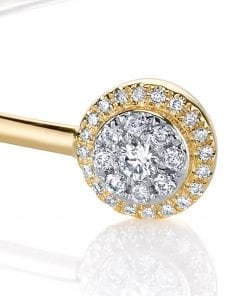 Diamond Bracelet - Bangles & Cuffs Style #: MARS-26811