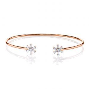 Diamond Bracelet - Bangles & Cuffs Style #: MARS-26812