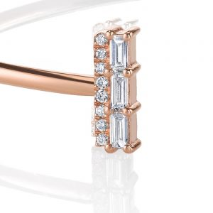 Diamond Bracelet - Bangles & Cuffs Style #: MARS-26813