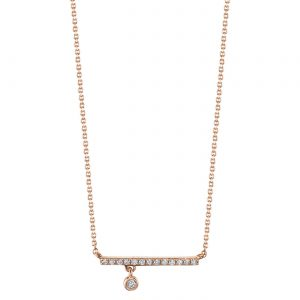 Diamond Necklace Style #: MARS-26815