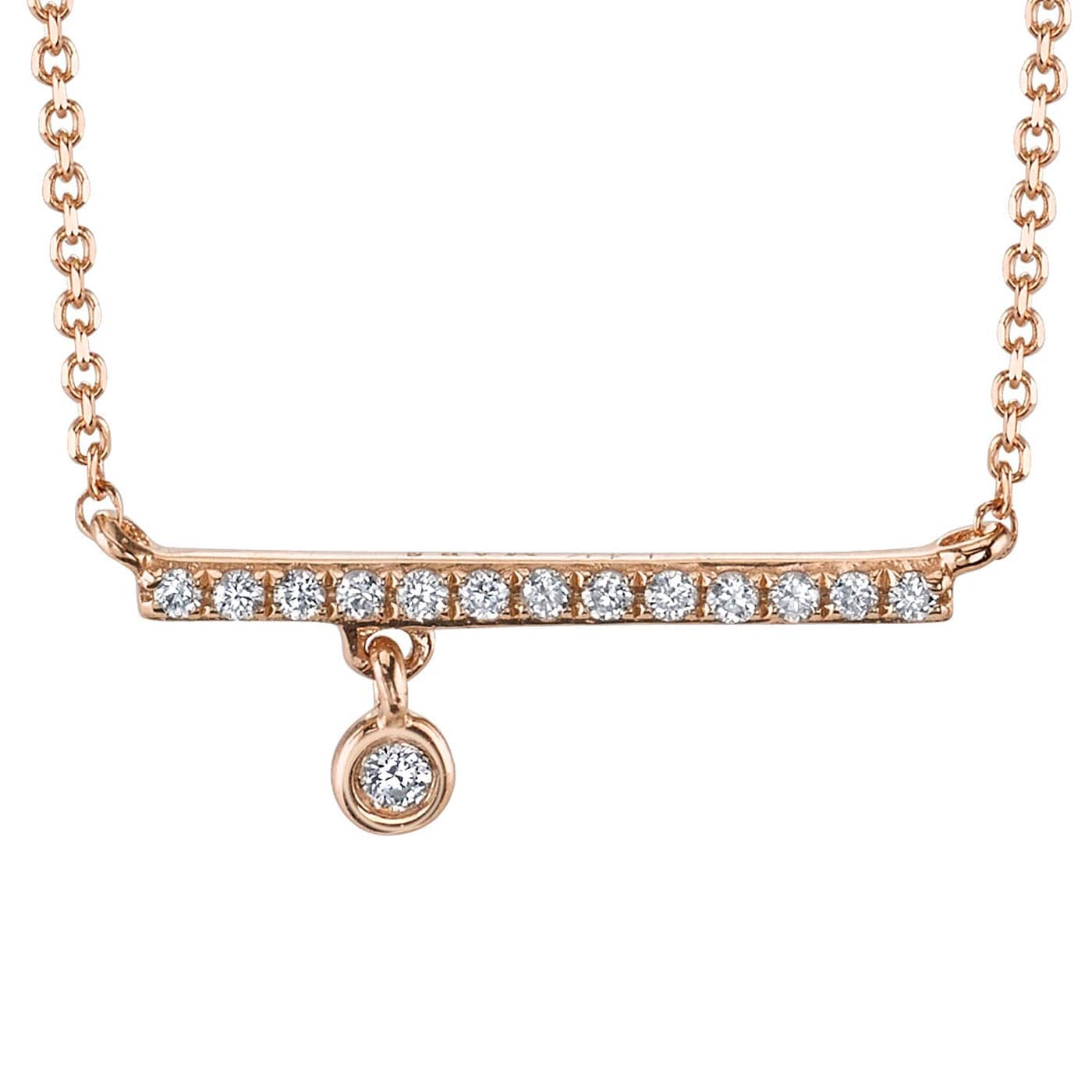 Diamond Necklace Style #: MARS-26815