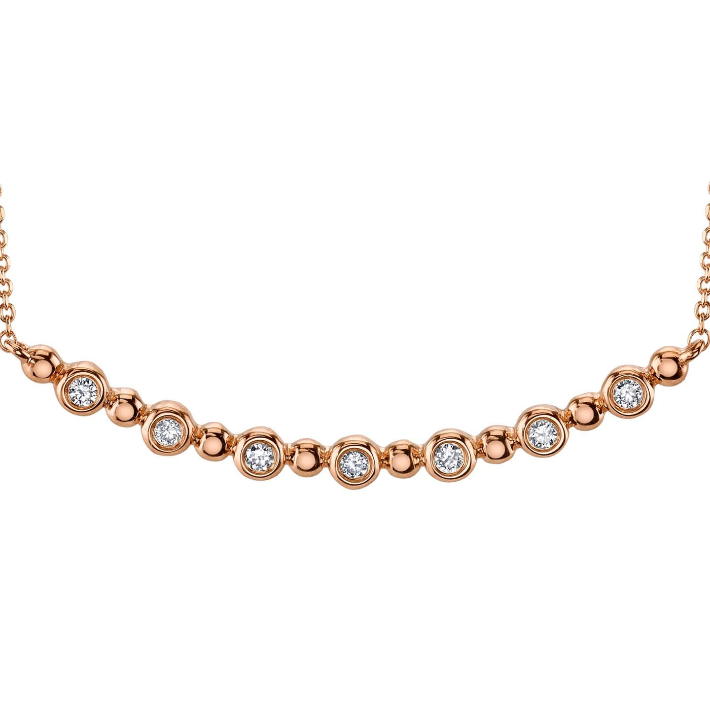 Diamond Necklace Style #: MARS-26818