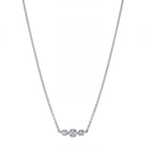 Diamond Necklace Style #: MARS-26819