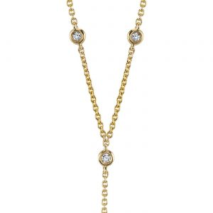 Diamond Necklace Style #: MARS-26821