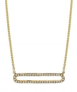 Diamond Necklace Style #: MARS-26822