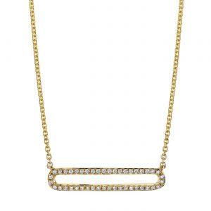Diamond Necklace Style #: MARS-26822