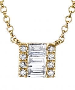 Diamond Necklace Style #: MARS-26824