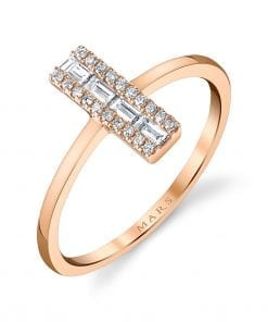 Diamond Ring - Fashion Rings Style #: MARS-26825