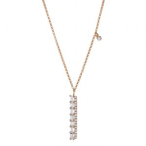 Diamond Necklace Style #: MARS-26826