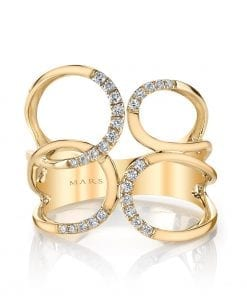 Diamond Ring - Fashion Band Style #: MARS-26829