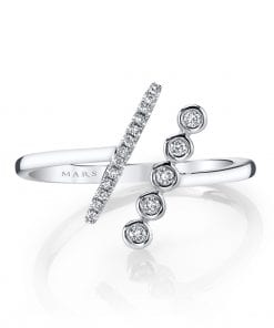 Diamond Ring - Fashion Rings Style #: MARS-26832