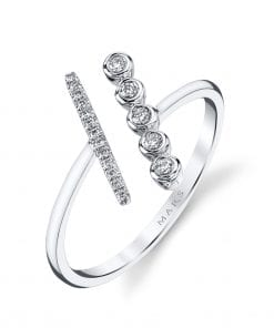 Diamond Ring - Fashion Rings Style #: MARS-26832