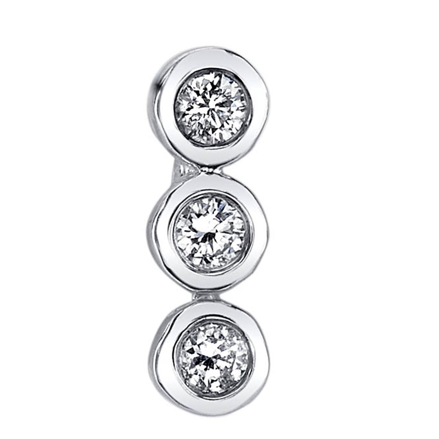 Diamond Earrings - Studs Style #: MARS-26833