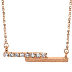 Diamond Necklace Style #: MARS-26837