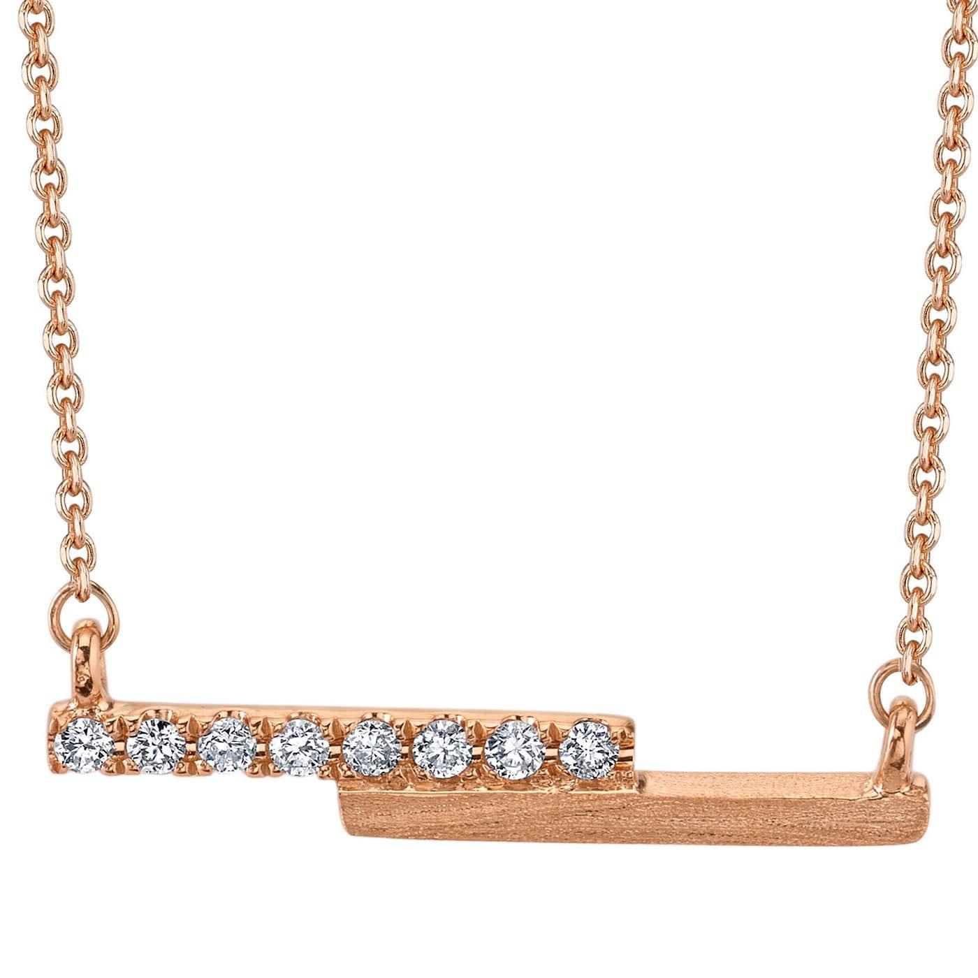 Diamond Necklace Style #: MARS-26837