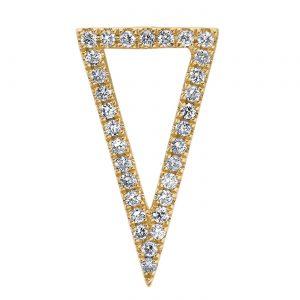 Diamond Earrings - Drops & Dangles Style #: MARS-26838