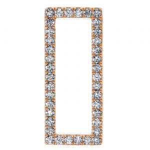 Diamond Earrings - Drops & Dangles Style #: MARS-26839