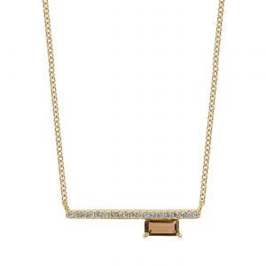Gemstone Necklace Style #: MARS-26845