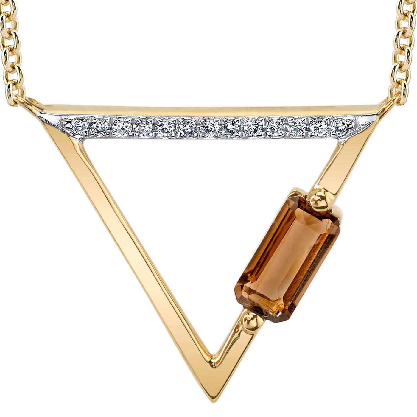 Gemstone Necklace Style #: MARS-26847