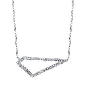 Diamond Necklace Style #: MARS-26848