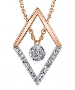 Diamond Necklace Style #: MARS-26850