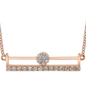 Diamond Necklace Style #: MARS-26851