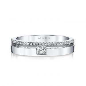 Diamond Ring - Fashion Band Style #: MARS-26852
