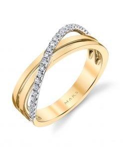 Diamond Ring - Fashion Band Style #: MARS-26853