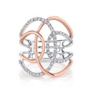Diamond Ring - Fashion Band Style #: MARS-26854